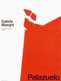 Expo 70 - Galerie Maeght Reproductions pour les collectionneurs par Pablo Palazuelo