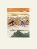 Les sables de l'hiver Collectable Print by Nicole Tercinet Levin