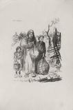 Le retour Collectable Print by Théophile Alexandre Steinlen
