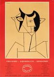 Expo 58 - Galerie Craven Lámina coleccionable por Pablo Picasso