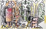 Carnet de Californie 15 Impressão colecionável por Pablo Picasso