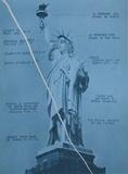 Bicentenaire Kit - Usa 76 - 01 Begränsad utgåva av Jacques Monory