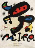 Expo 80 - Mexico コレクターズプリント : ジョアン・ミロ