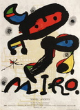 Expo 80 - Mexico Collectable Print by Joan Miró