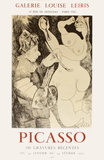 Expo 73 - Galerie Louise Leiris Collectable Print by Pablo Picasso