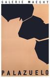 Expo 58 - Galerie Maeght Reproductions pour les collectionneurs par Pablo Palazuelo