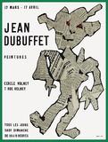 Expo Cercle Volney Edição premium por Jean Dubuffet