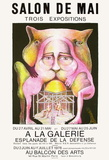 Expo 78 - Salon de Mai Collectable Print by Hugh Weiss