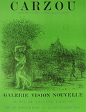 Expo 78 - Vision Nouvelle II Collectable Print by Jean Carzou