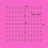 Planche mathématique 11 Edição limitada por Bernar Venet