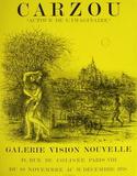 Expo 78 - Vision Nouvelle IV Sammlerdrucke von Jean Carzou