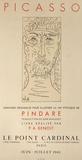 Expo 61 - Le Point Cardinal Impressão colecionável por Pablo Picasso