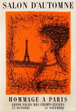 Expo 68 - Salon d'Automne Sammlerdruck von Jean Carzou