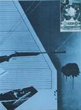 Bicentenaire Kit - Usa 76 - 09 Begränsad utgåva av Jacques Monory
