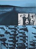 Bicentenaire Kit - Usa 76 - 20 Begränsad utgåva av Jacques Monory