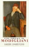 Expo Galerie Charpentier Reproductions pour les collectionneurs par Amedeo Modigliani