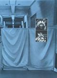 Bicentenaire Kit - Usa 76 - 15 Begränsad utgåva av Jacques Monory