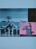 Bicentenaire Kit - Usa 76 - 02 Begränsad utgåva av Jacques Monory