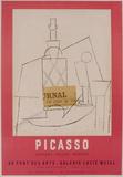 Expo 56 - Galerie Lucie Weill Impressão colecionável por Pablo Picasso