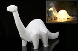 Brachiosaurus DIY Dinosaur Puzzle Light Set Puzzle Lamp