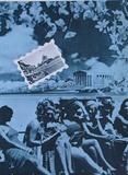 Bicentenaire Kit - Usa 76 - 19 Begränsad utgåva av Jacques Monory