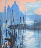 Effet de lumière à Venise I Collectable Print by Jean-Baptiste Valadie