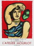 Expo 84 - L'atelier Mourlot Collectable Print by Fernand Leger