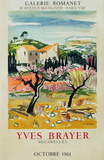 Expo 61 - Printemps en Provence Collectable Print by Yves Brayer