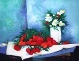 S - Fleurs Et Tomates Særudgave af Claude Gaveau