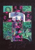 El colonialismo es el verdadero sida Collectable Print by Juan Sanchez Juarez