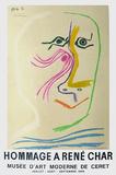 Expo 69 - Musée de Céret Impressões colecionáveis por Pablo Picasso