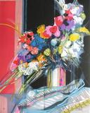 Bouquet de fleurs I Collectable Print by Jean-Baptiste Valadie
