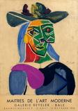 Expo 56 - Galerie Beyeler Edição premium por Pablo Picasso
