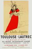 Expo Musée d'Albi Collectable Print by Henri de Toulouse-Lautrec
