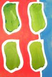 Sans titre 4 Edição limitada por Claude Viallat