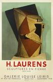 Expo Galerie Louise Leiris Reproductions pour les collectionneurs par Henri Laurens
