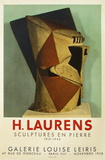 Expo Galerie Louise Leiris Sammlerdrucke von Henri Laurens