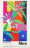 Expo Musée Matisse Danseuse Créole Edição premium por Henri Matisse