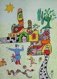 Mechant-Mechant - Sortie Decole Edição limitada por Niki De Saint Phalle