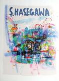 S. Hasegawa (Affiche Avant La Lettre) Collectable Print by Shoichi Hasegawa