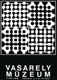 Expo Vasarely Muzeum Trykk-samleobjekter av Victor Vasarely