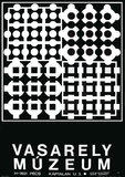 Expo Vasarely Muzeum Collectable Print by Victor Vasarely