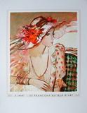 Expo Galerie De Francony Plakater av Sachiko Imai