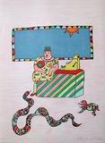 Mechant-Mechant - la Caissiere Edição limitada por Niki De Saint Phalle