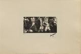W08 - Filles de la nuit Limited Edition by Jules Pascin