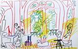 Carnet de Californie 37 Samlertryk af Pablo Picasso