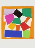 Verve - L'escargot Reproductions pour les collectionneurs par Henri Matisse