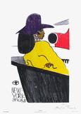 Waiting - New York Jfk 09.70 Edition limitée par Florent Margaritis
