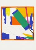 Verve - Souvenir d'Oceanie Samletrykk av Henri Matisse