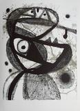 Expo 83 - Galerie Maeght Avl Samlertryk af Joan Miró